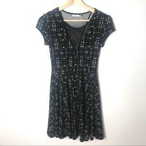 Kimchi Blue Anthropologie Mini Dress